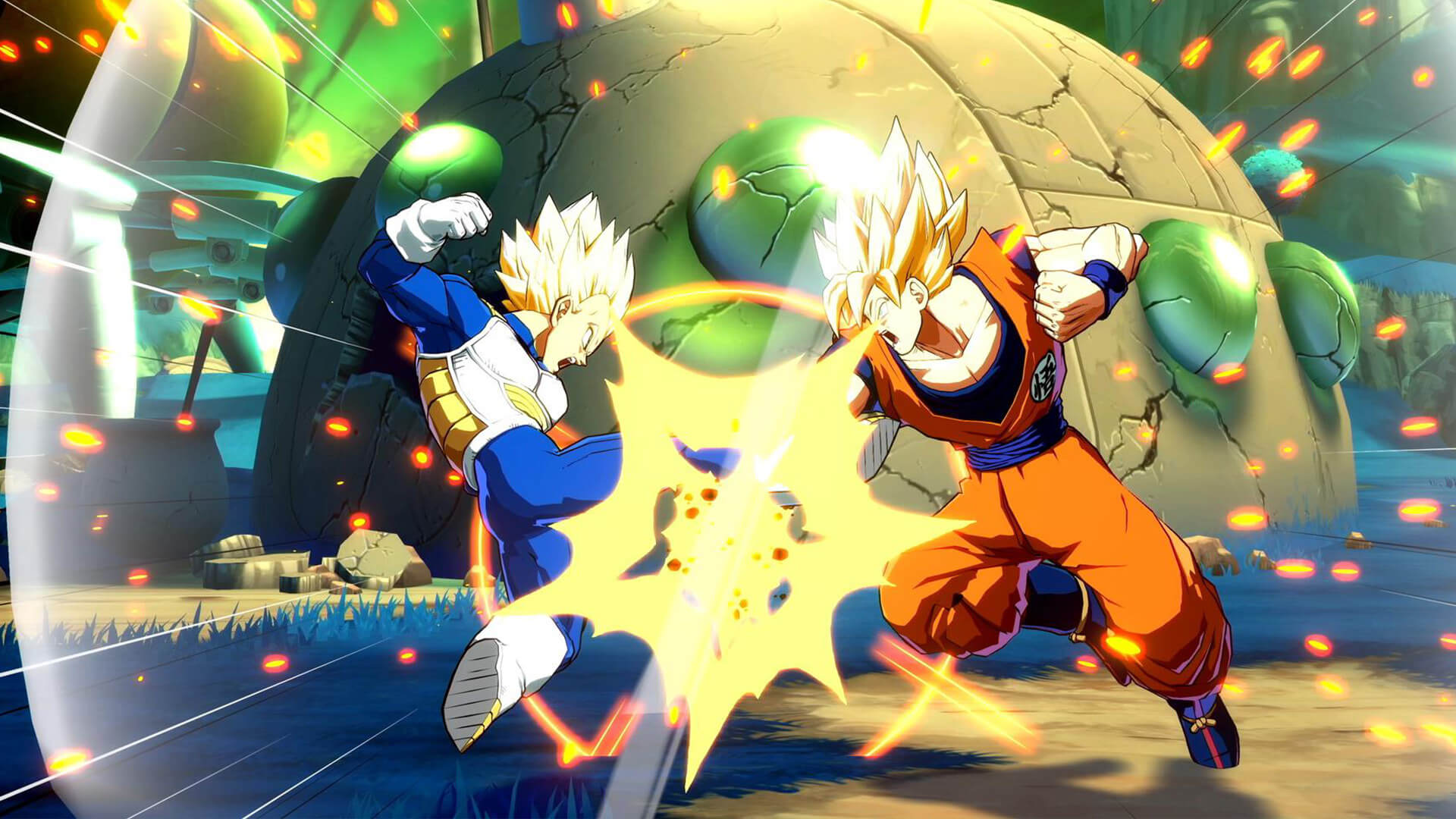 Dragon Ball FighterZ Coming to Nintendo Switch, Confirmed in Leak
