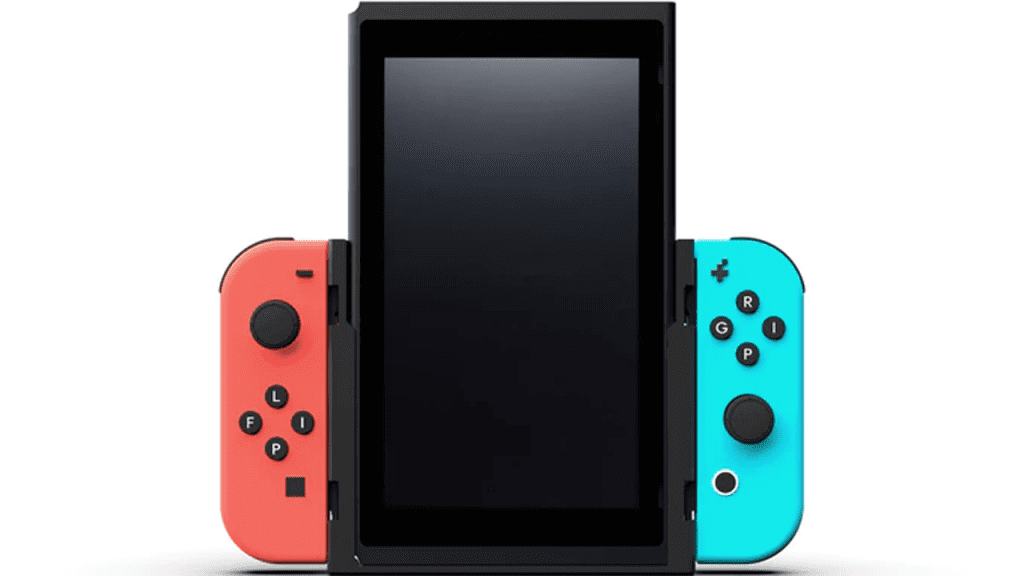 Flip Grip Will Let You Play the Switch Vertically