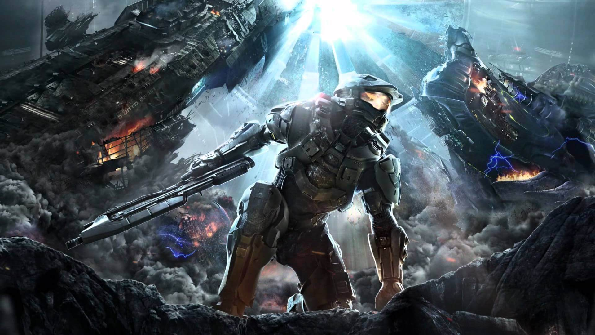 The Halo TV Show is Finally Happening