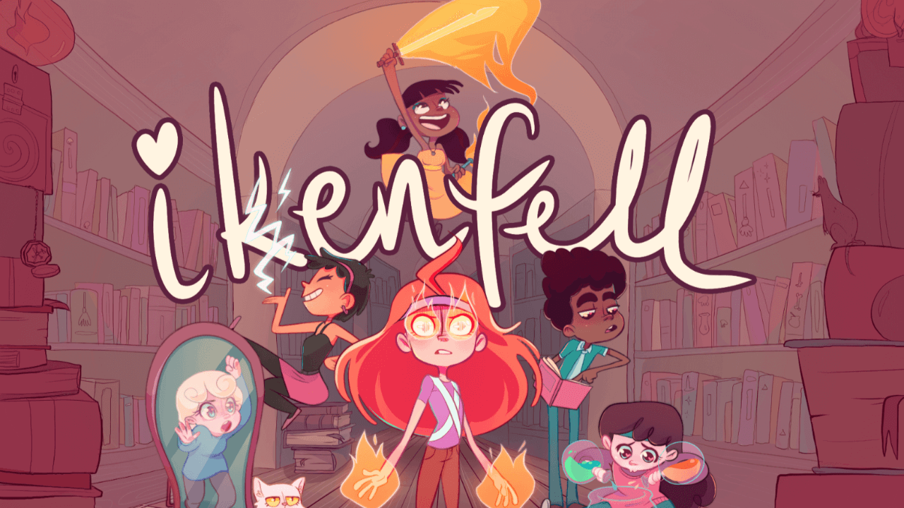 Ikenfell Delayed Till 2019, But Will Have ~20 Hours of Gameplay Upon Release