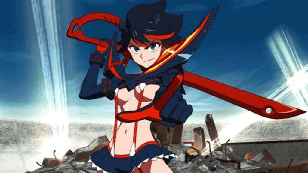 Kill La Kill The Game IF Trailer and Screenshots
