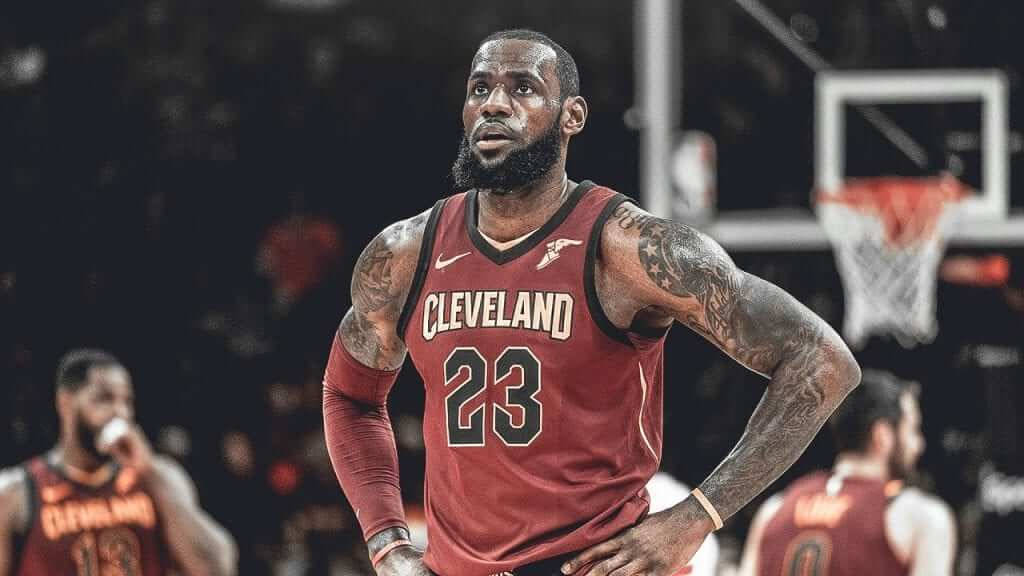 LeBron James to be on the Cover of NBA 2K19