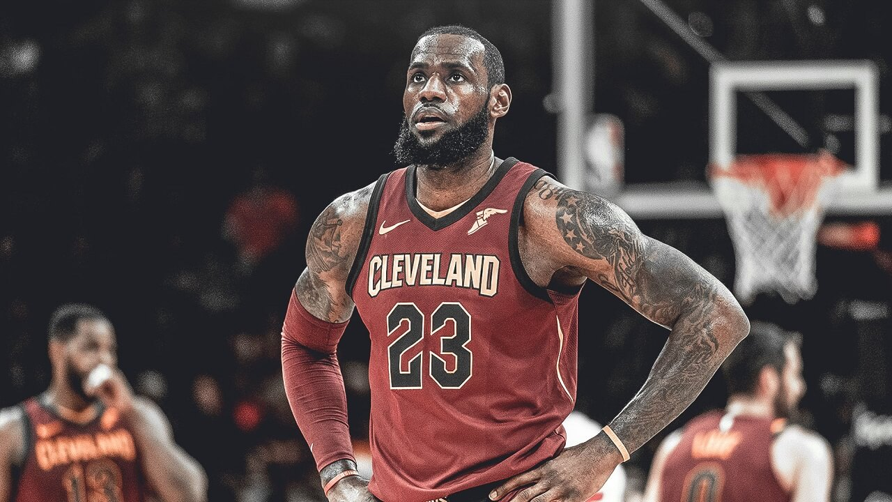 LeBron James to be on the Cover of NBA 2K19 | The Nerd Stash