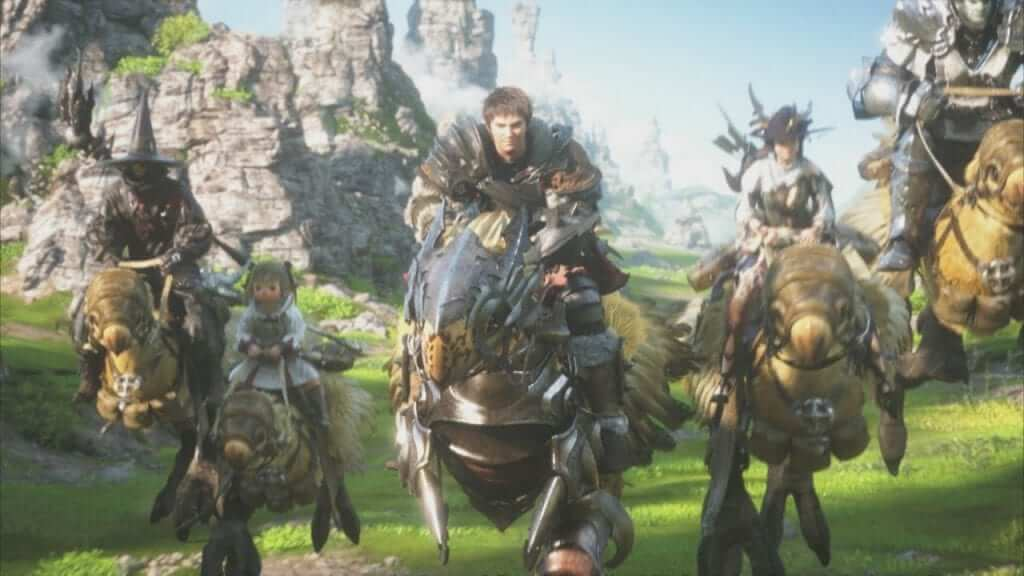 E3 2018: Final Fantasy XIV, Monster Hunter World Crossover Announced