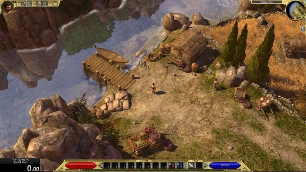 Titan Quest Anniversary Edition Review