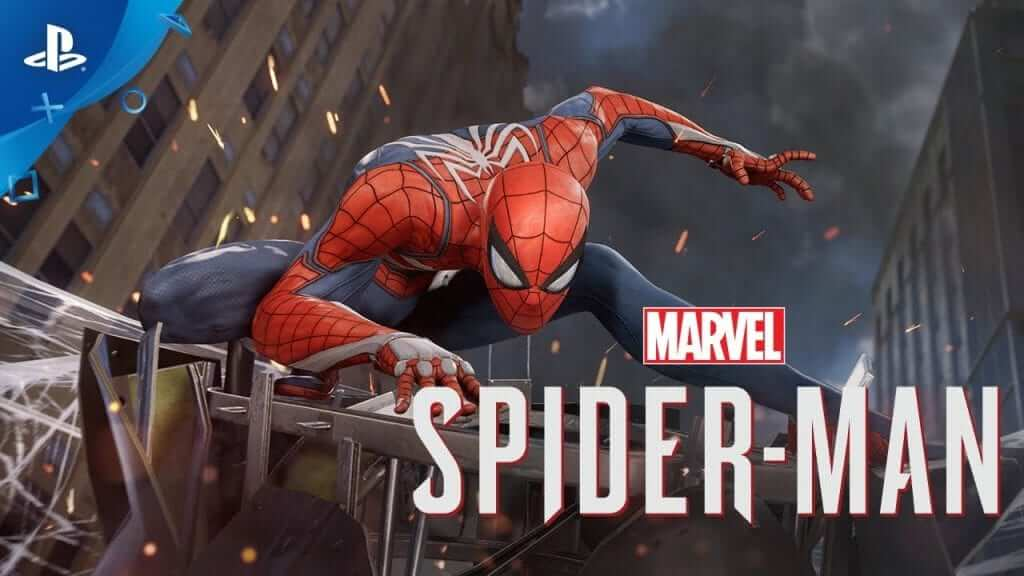 E3 2018: Sony Shows Off More of Insomniac's Spider-Man