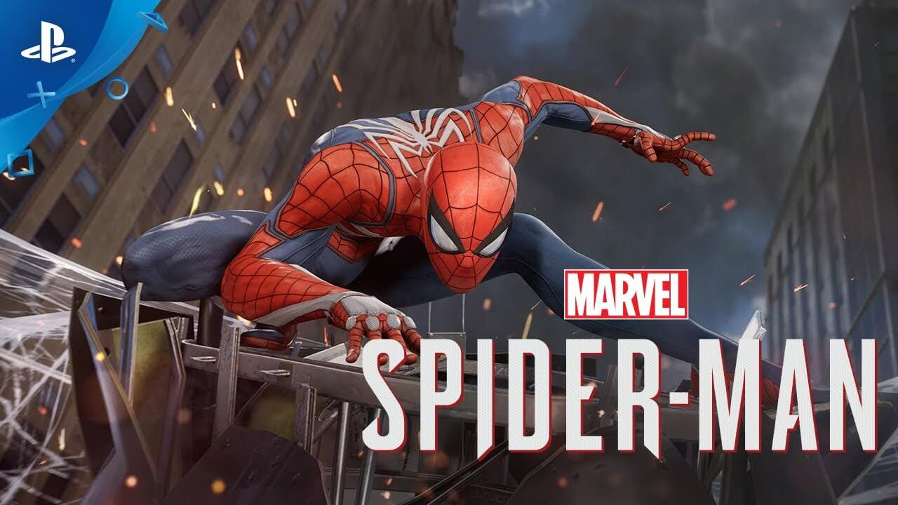 E3 2018 Sony Shows Off More of Insomniac's Spider-Man