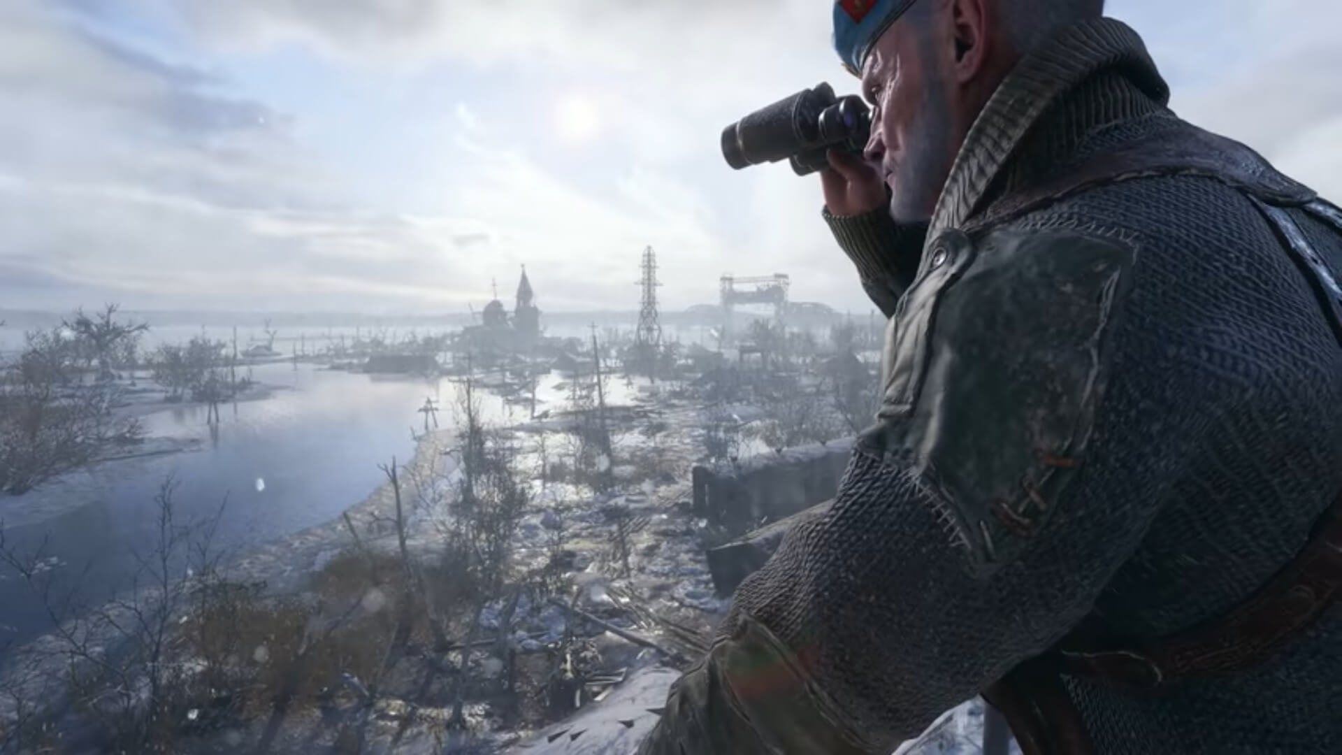 New attractive  Metro Exodus screenshots released