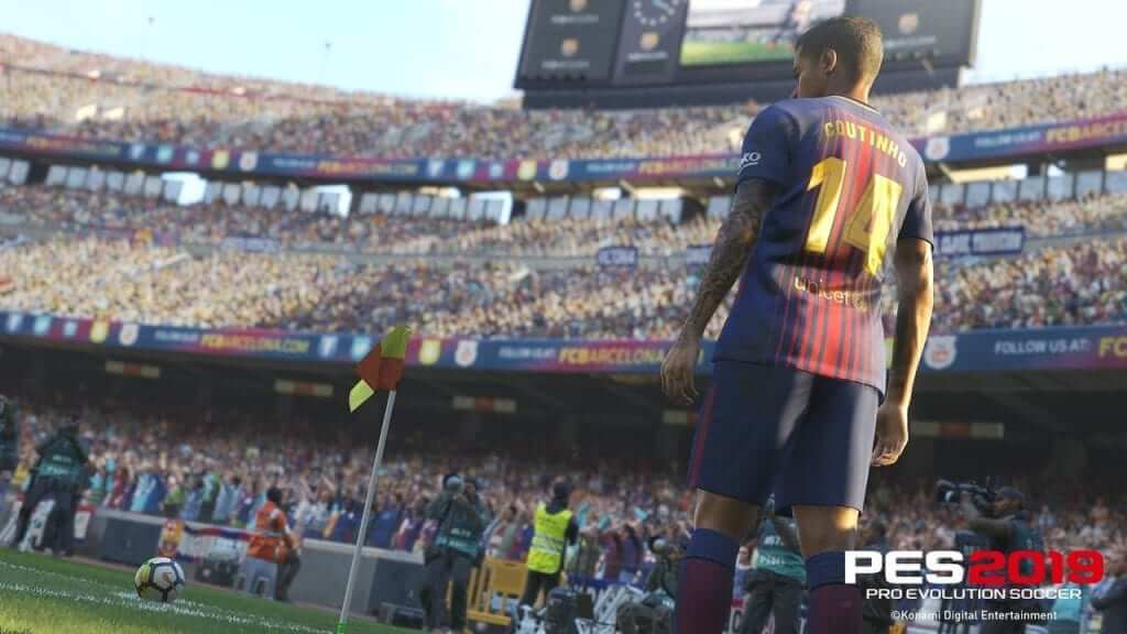 Konami Loses Big Licence for Pro Evolution Soccer 2019