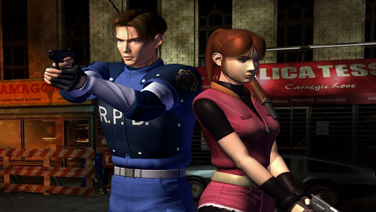 Resident Evil 2 Remake Possible at E3