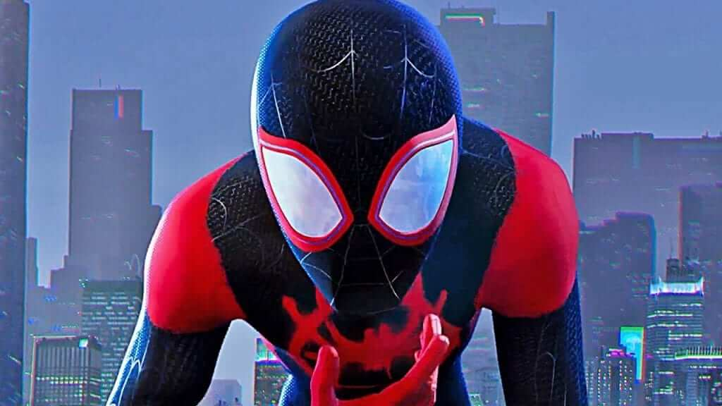 Spider-Man: Into The Spider-Verse New Trailer Drops Miles Morales In Action