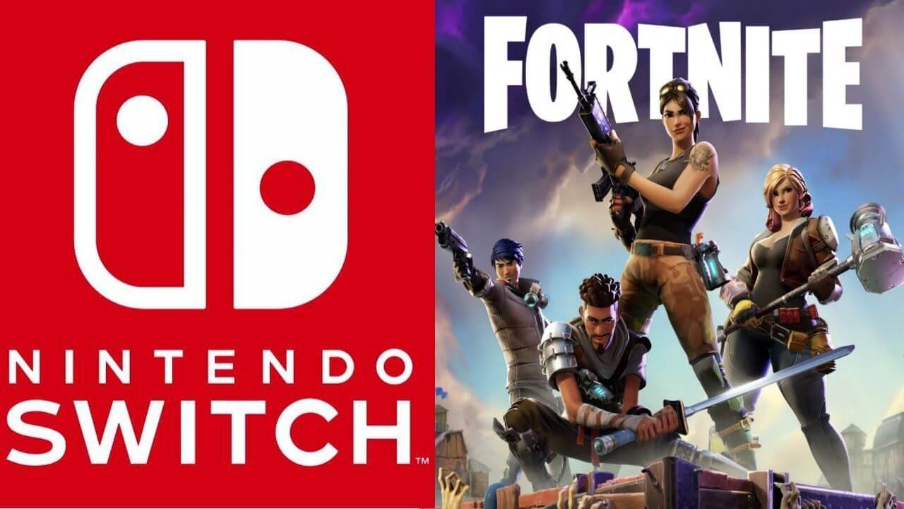 E3 2018: Fortnite Now on Nintendo Switch with Xbox One, PC, and Mobile Cross-Play