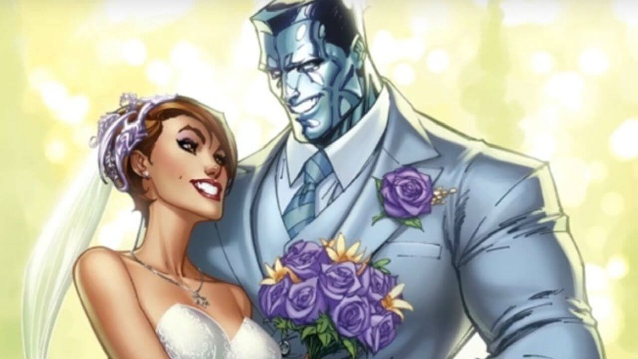 The Highly Anticipated X-Men Wedding Delivers A Shocking Twist