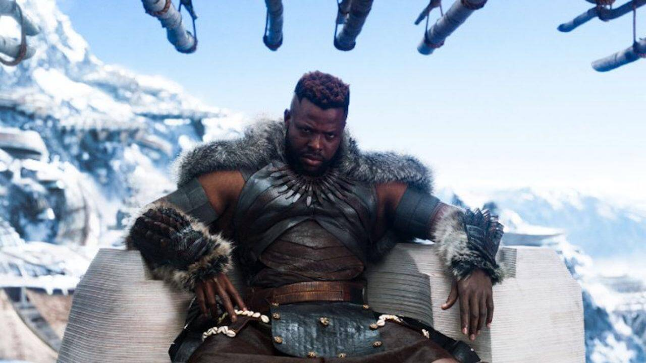 M'Baku Actor Cast as MMA Fighter Kimbo Slice in Biopic Backyard Legend