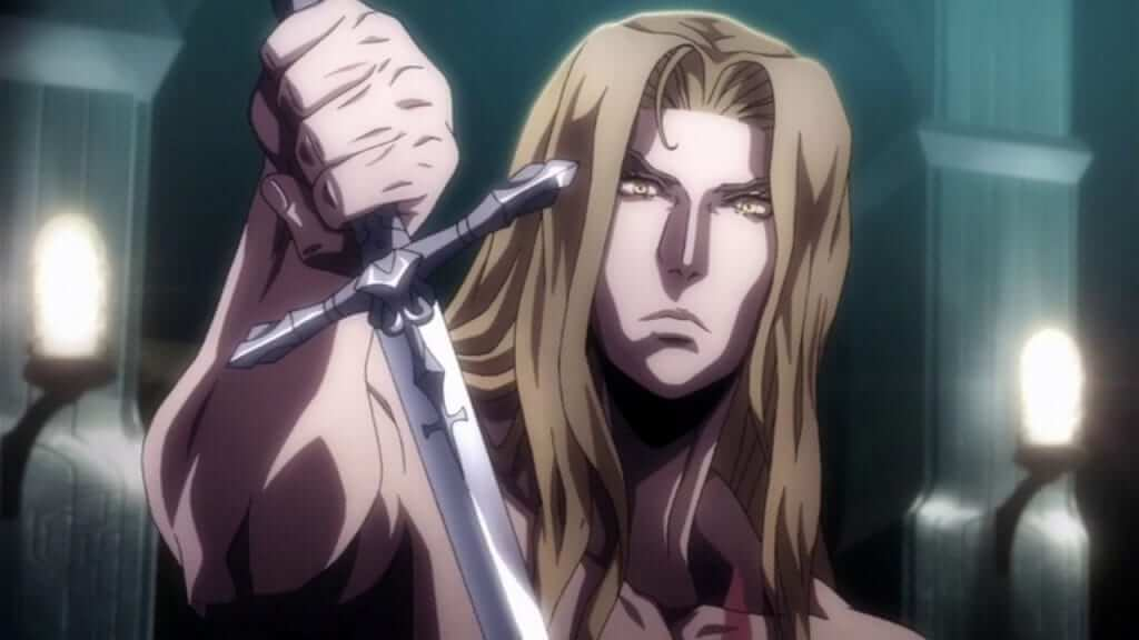 Netflix's Castlevania Anime Returns in October