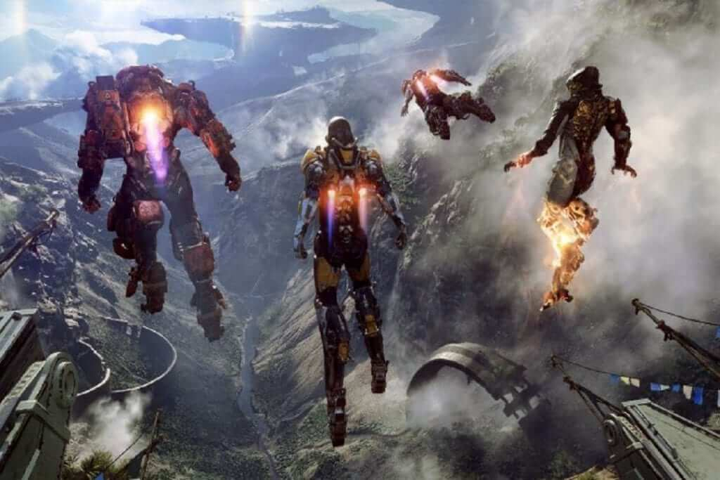 19 Minutes of Anthem Gameplay Footage
