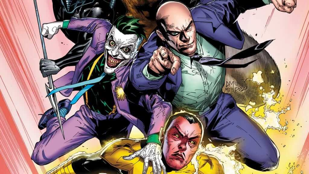 Lex Luthor Knows the Secret on Which the DC Universe was Built