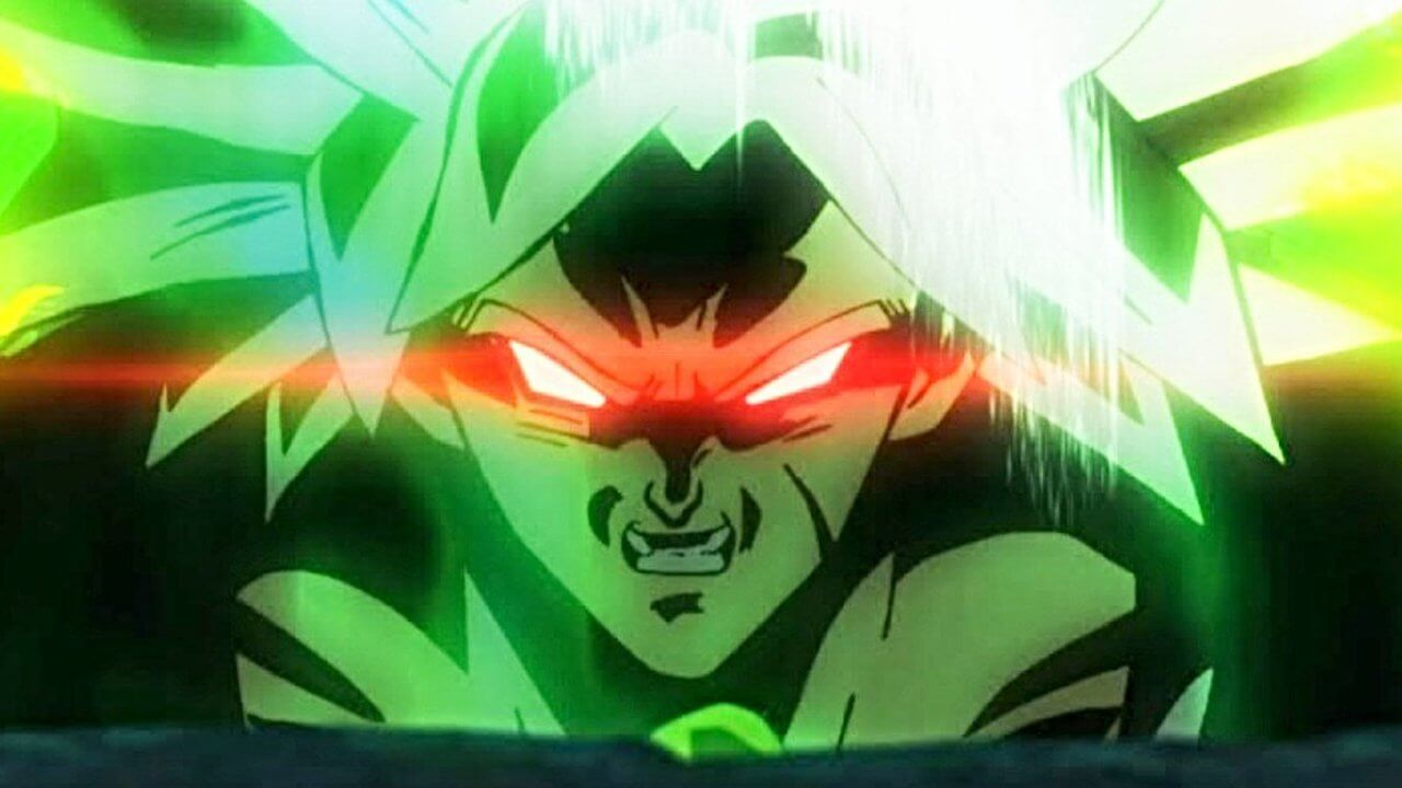 The Legendary Super Saiyan Returns in the Trailer for Dragon Ball Super: Broly