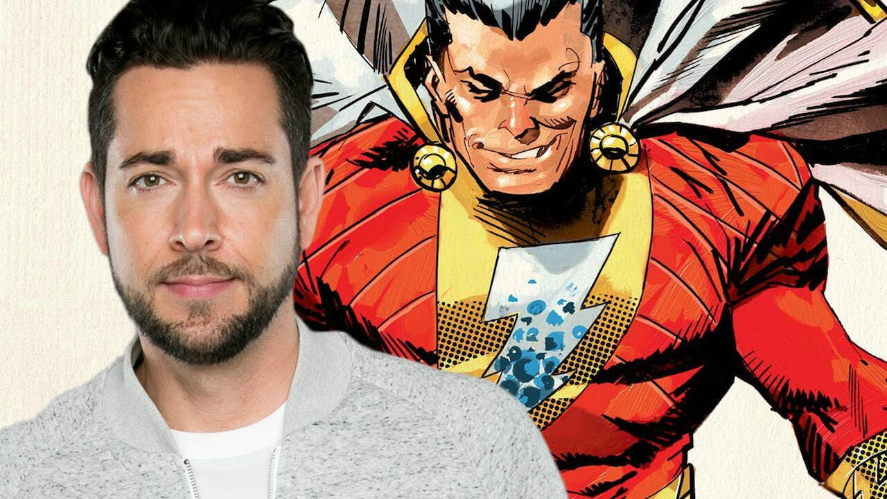 Shazam! Official First Look Revealed