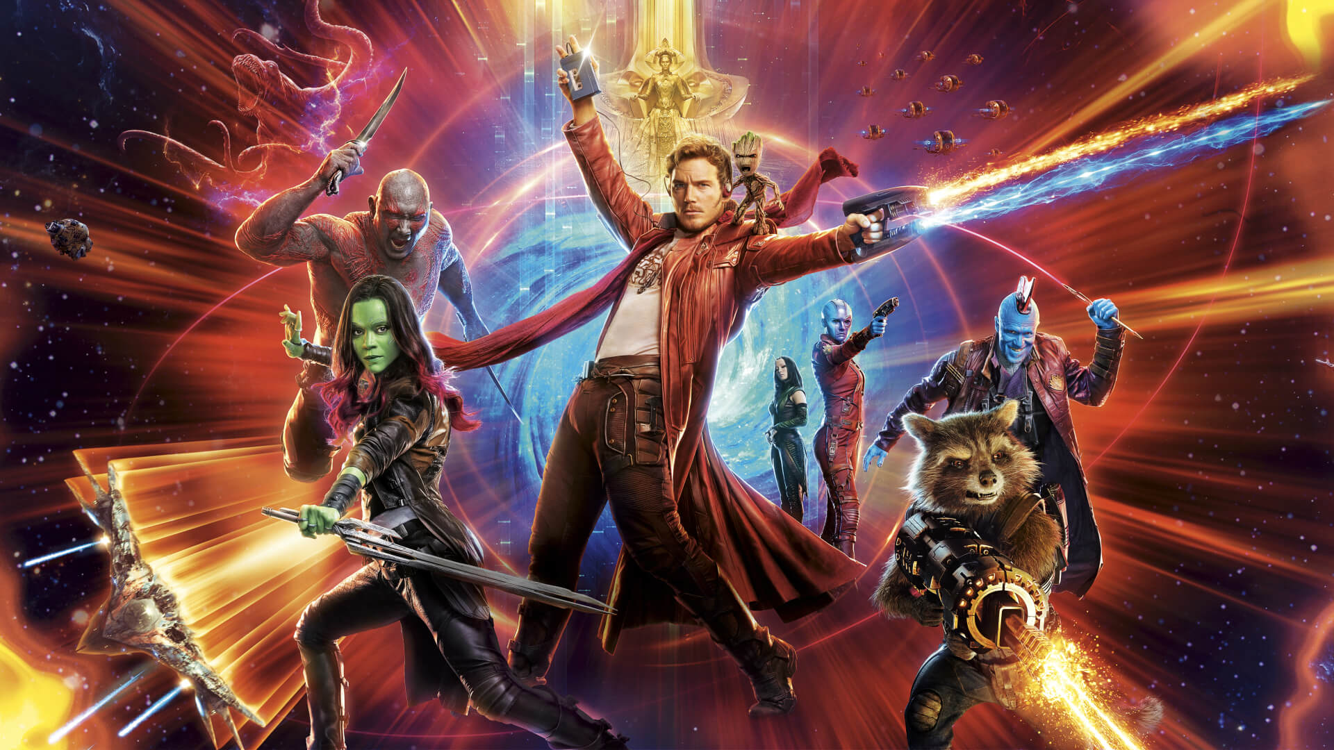 Guardians of the Galaxy Cast Issue Statement Supporting James Gunn