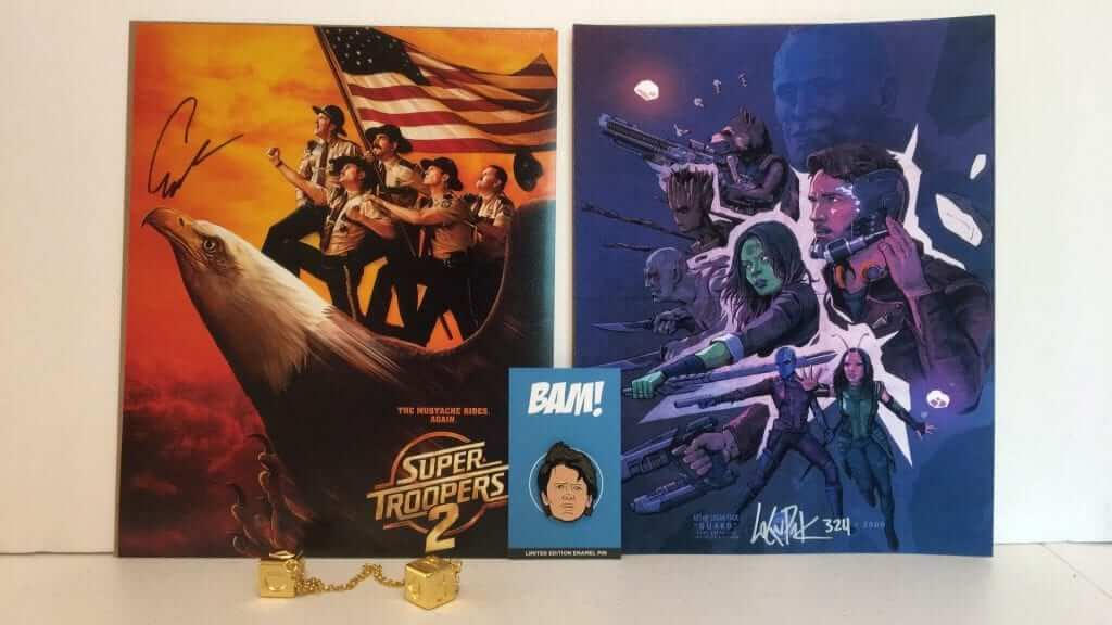 The Bam Box: Star Wars, Super Troopers 2 and More - Review