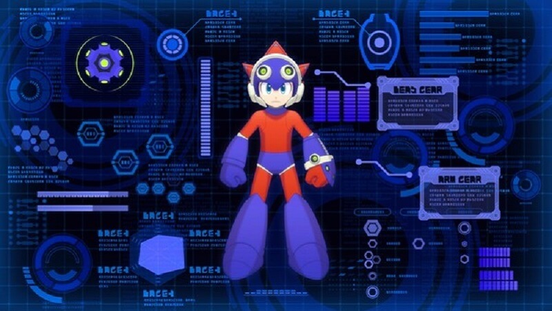 Capcom Mega Man 11