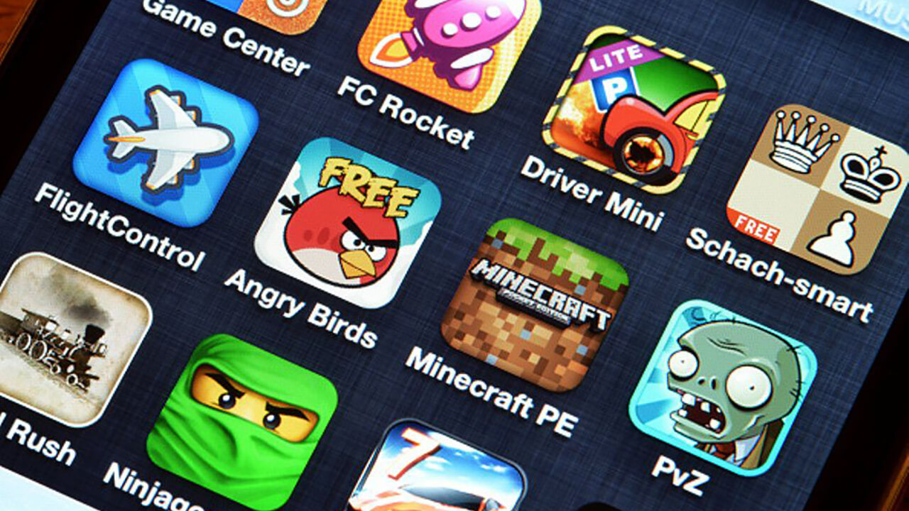 How Popular are Game Apps on the Smartphone?