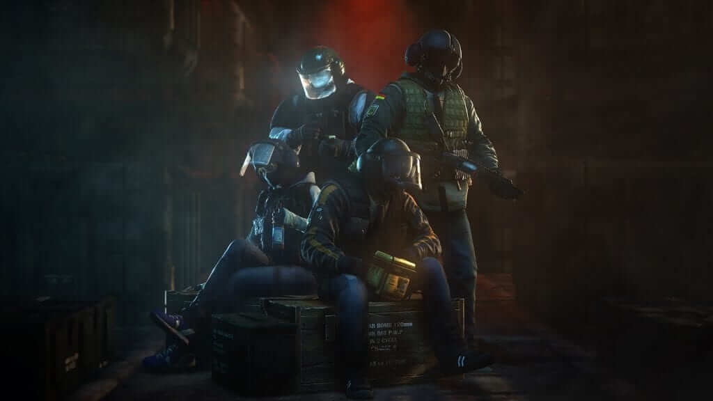 Rainbow Six Siege Ramps Up Toxic Bans
