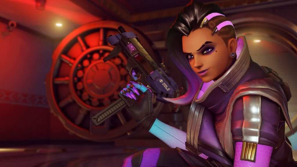 Sombra Is Already On Her Way Back To The Overwatch PTR