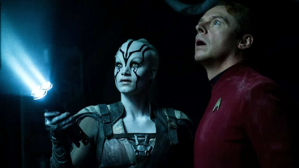 Simon Pegg Thinks Quentin Tarantino's Star Trek is 5-6 Years Away