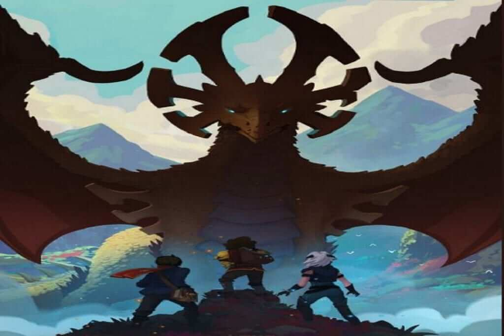 Netflix Announces New Animated Series The Dragon Prince