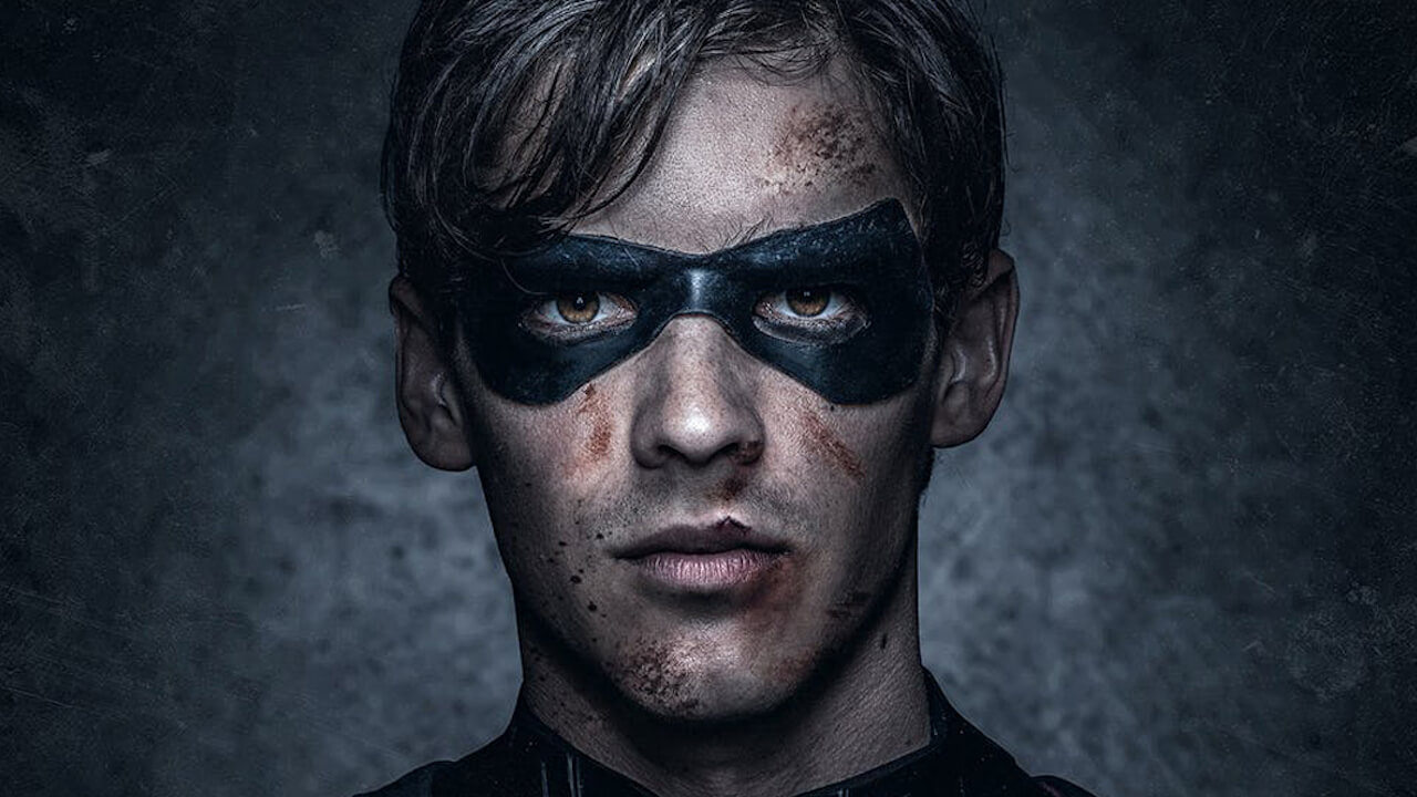 Opinion: DC Universe's Titans Looks too Dark Tone Wise