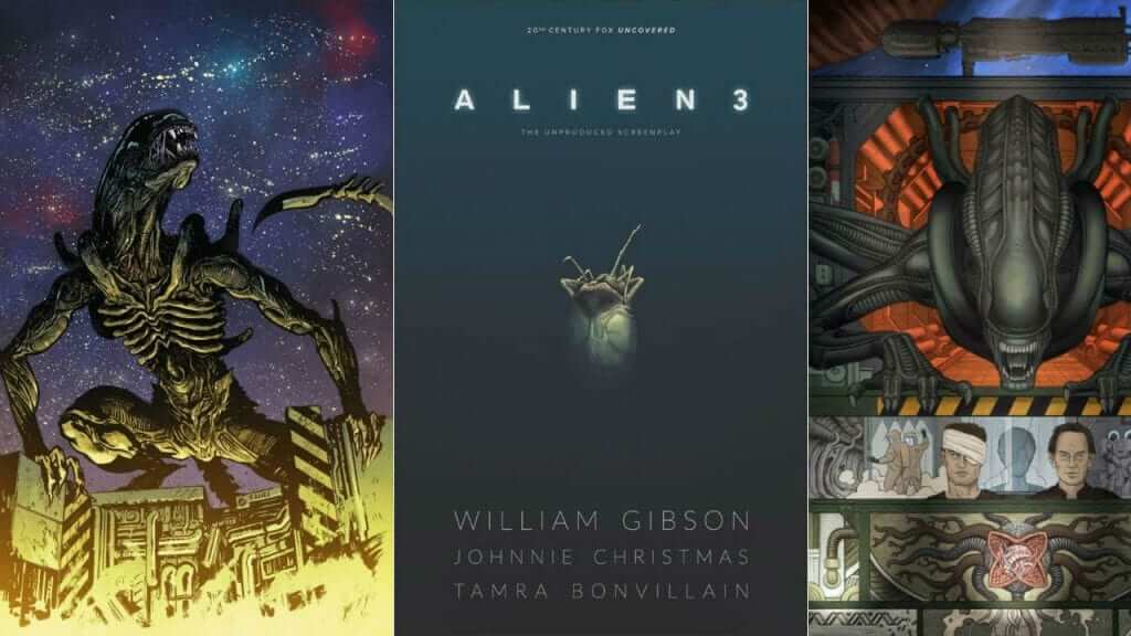 Unproduced Alien 3 Script to Become a New Comic Series