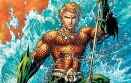 Jason Momoa in Classic Aquaman Costume Possibly Revealed