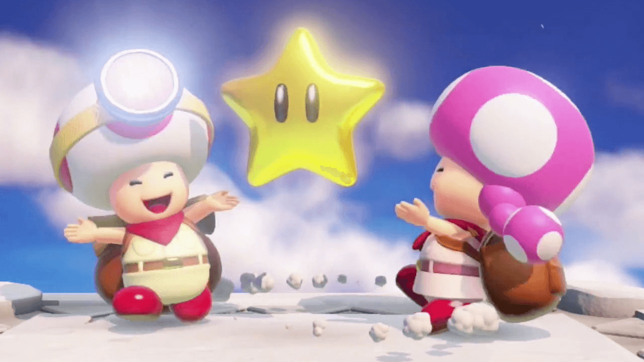 Speedrun Fast: Captain Toad: Treasure Tracker