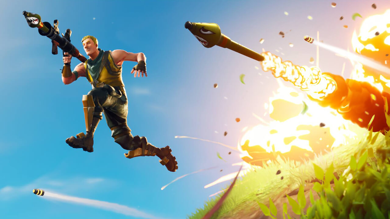Fortnite is Currently Making $2 Million a Day On Mobile