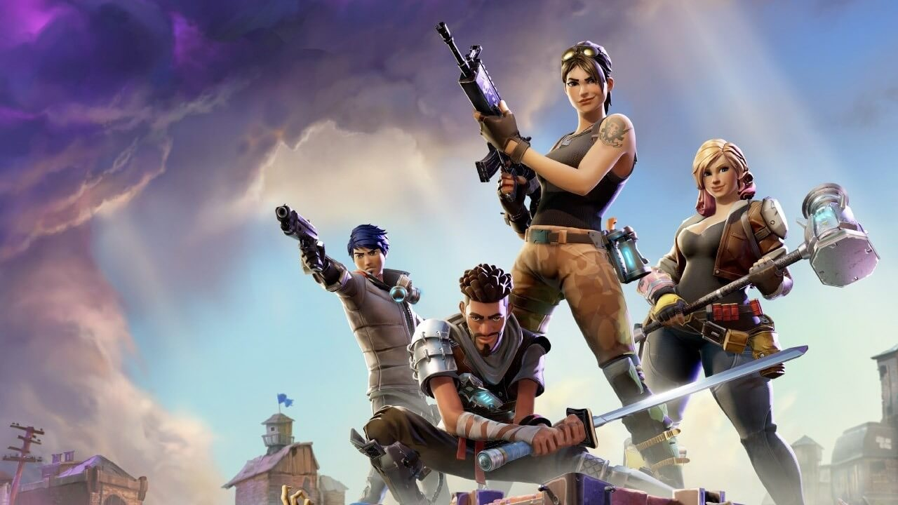 Thanks to Fortnite, Unreal Engine Marketplace developers are getting a pay rise