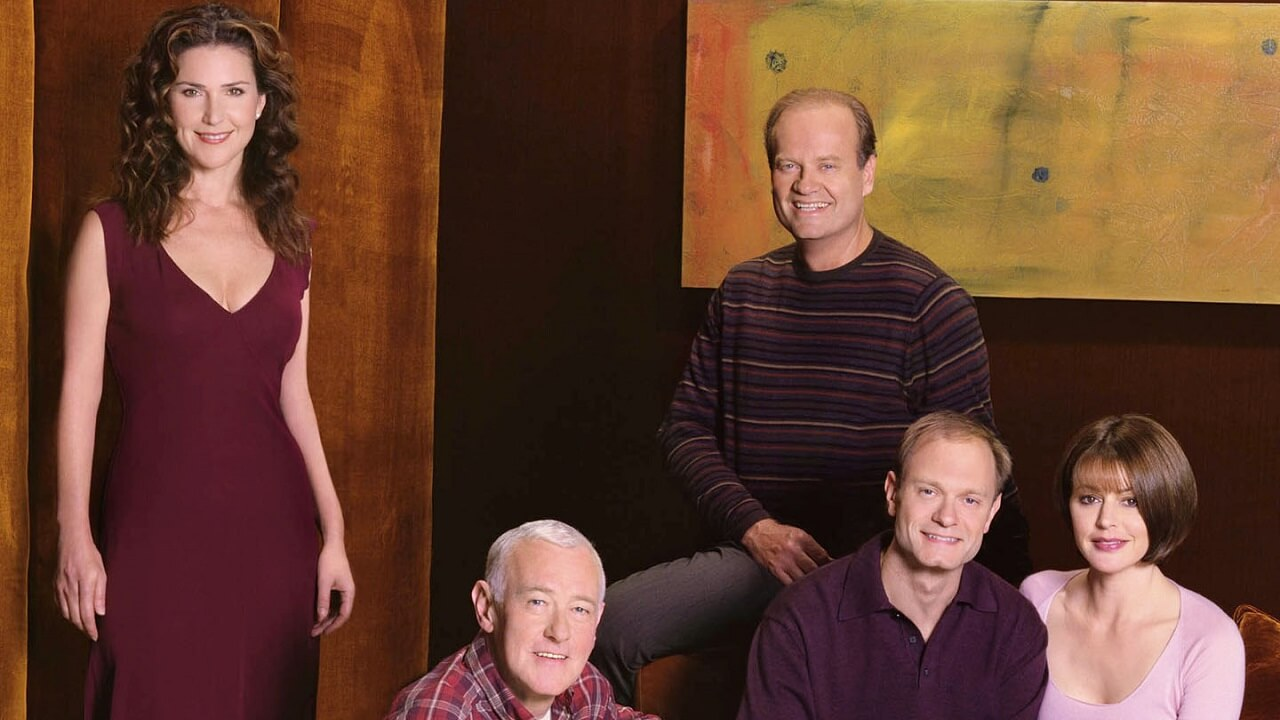 Frasier May Be the Next Sitcom to Get a Reboot