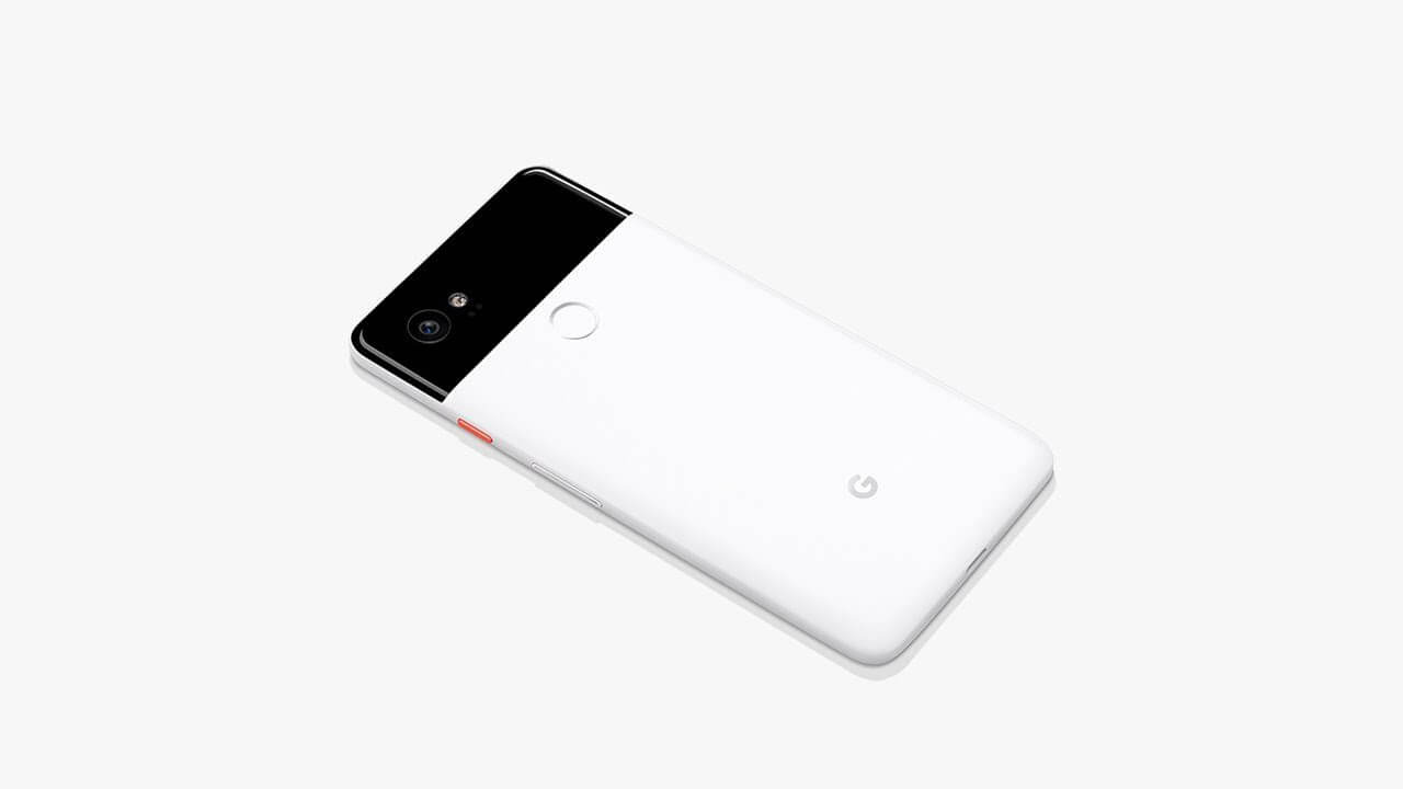 Leaked Images of the White Version of Google Pixel 3 XL