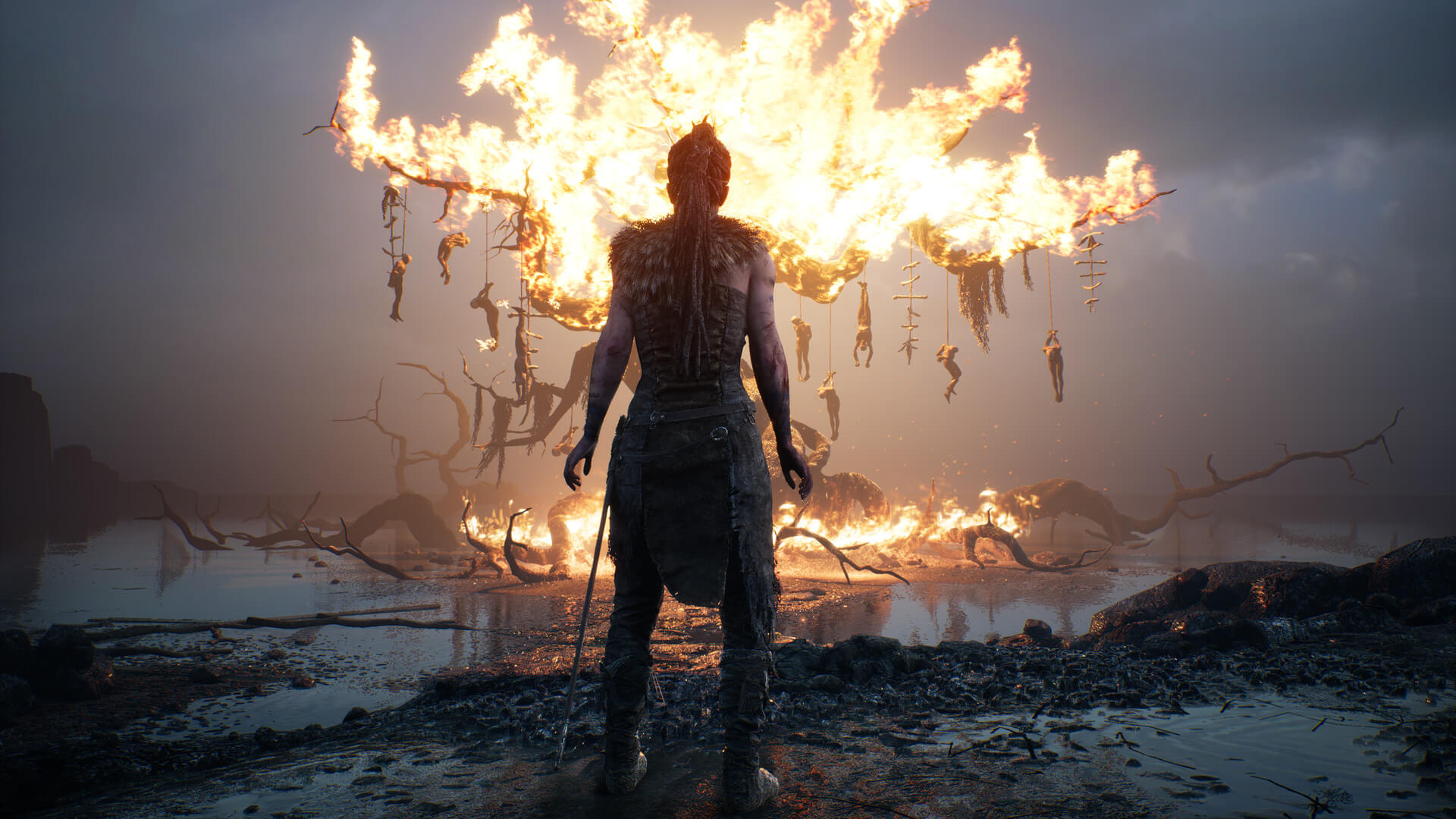 Prepare to be Traumatized as Hellblade: Senua's Sacrifice Get's a VR Edition