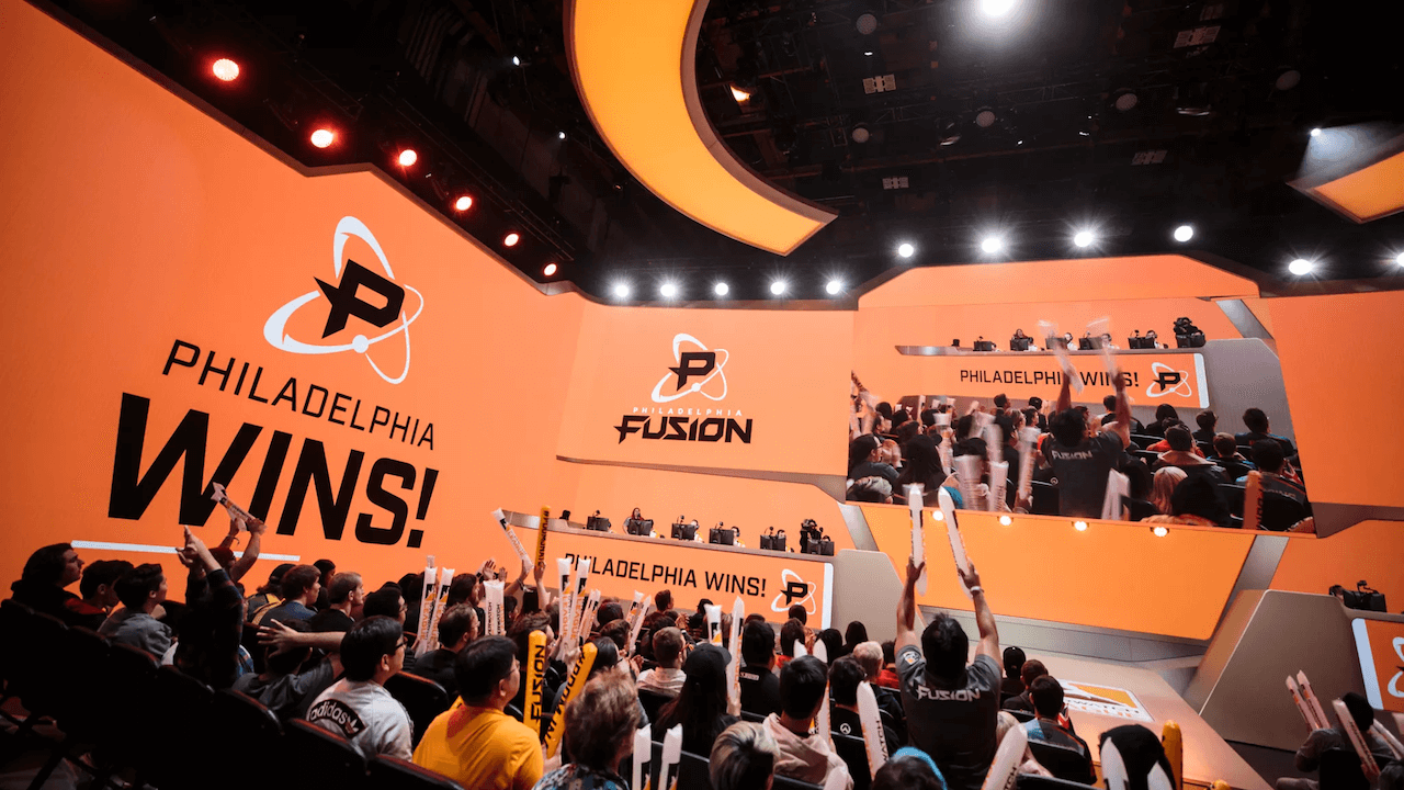 Overwatch League Philly Fusion