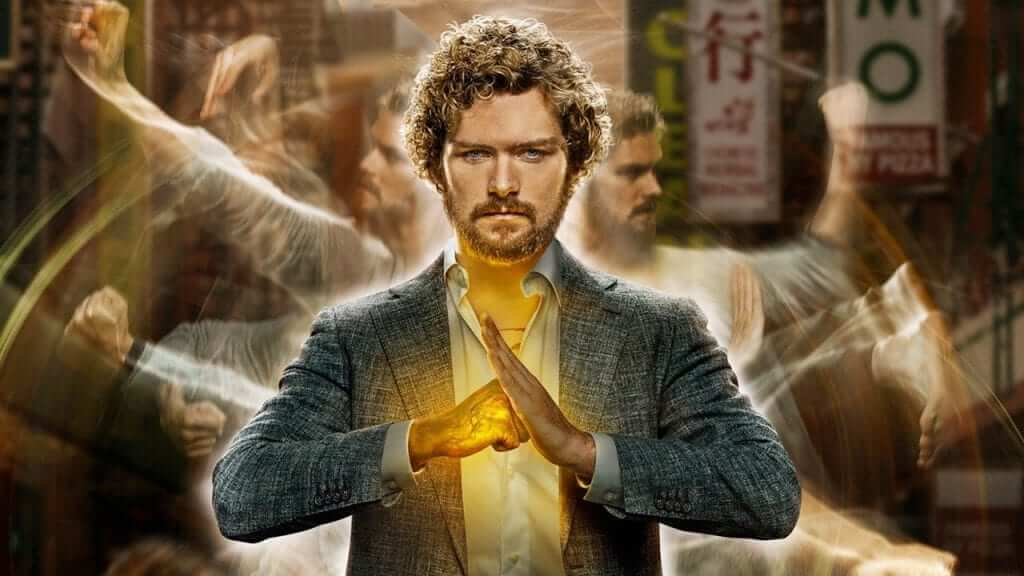 Season 2 of 'Iron Fist' to Feature Iconic Yellow Mask