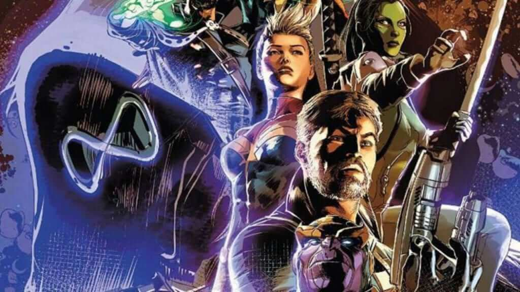 Infinity Wars Prime #1 Introduces a New Threat in Requiem (Spoilers)
