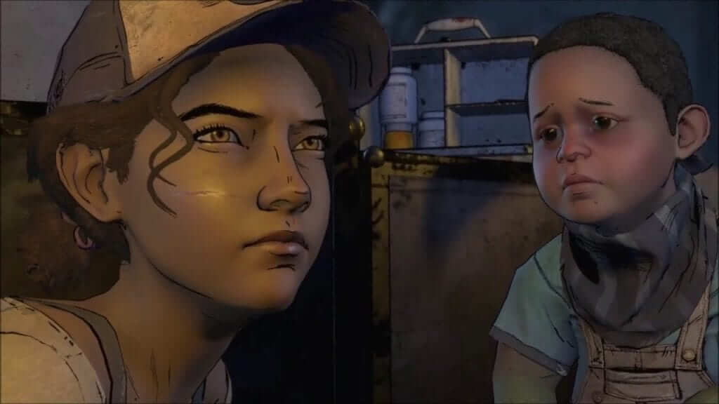 Telltale's The Walking Dead: The Final Season Teaser