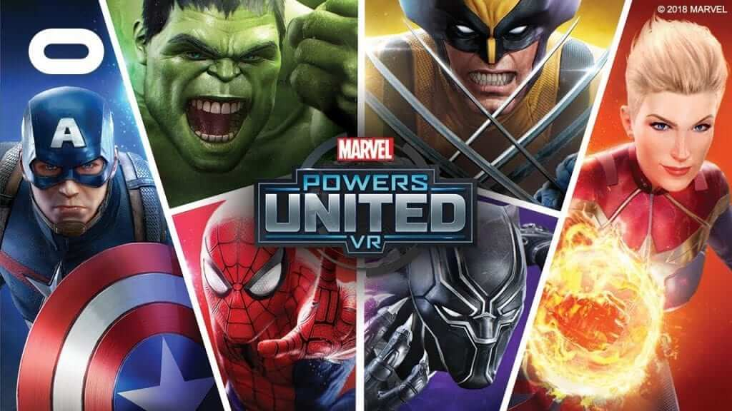 Marvel Powers United VR with Oculus Rift Bundle