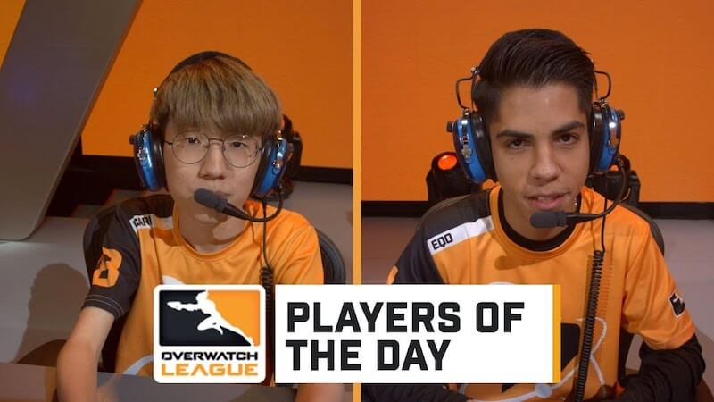 Overwatch League Carpe EQO