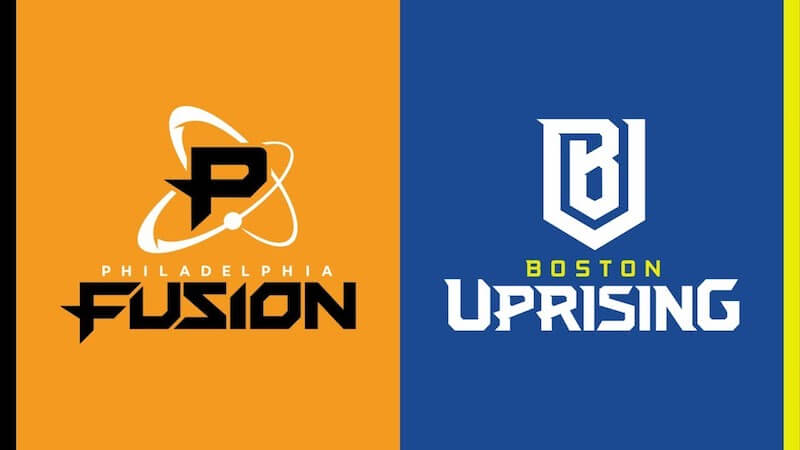 Overwatch League Fusion v Uprising