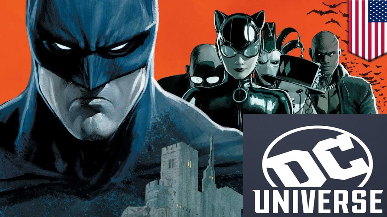 The Full List of Movies and TV Headed to DC Universe Streaming Service