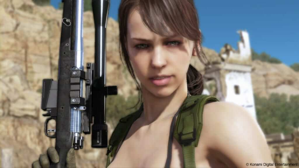 MGSV is Still Getting Updates