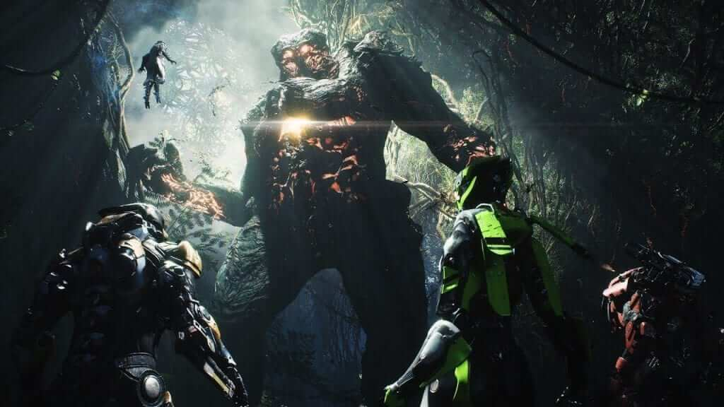 (Updated) Bioware's Mark Darrah Continues to Reveal More Anthem Details
